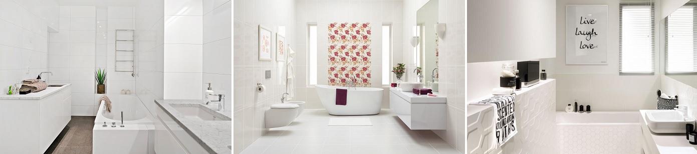 Jak utrzymać w czystości białą łazienkę