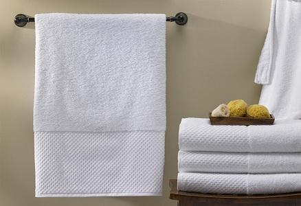jak dobrać ręczniki łazienkowe