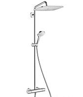 Hansgrohe Showerpipe Puro zestaw termostat 26795000 Image