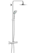 Grohe Euphoria system natryskowy termostatyczny 27296001 Image