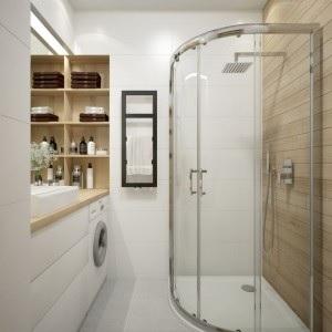 Dobierz prysznic w zależności od wielkości łazienki